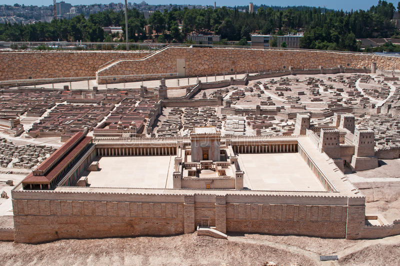Jerusalém, cidade velha, Israel, Médio Oriente foto de stock royalty free