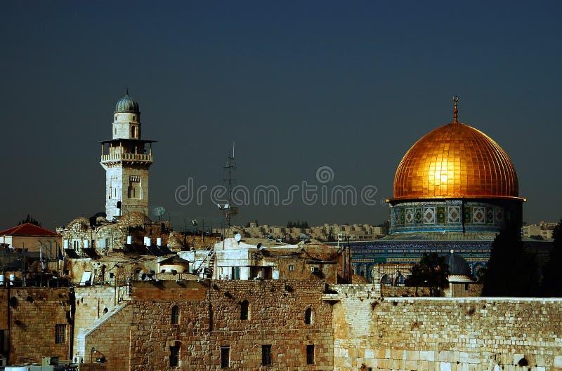 Jerusalén fotografía de archivo