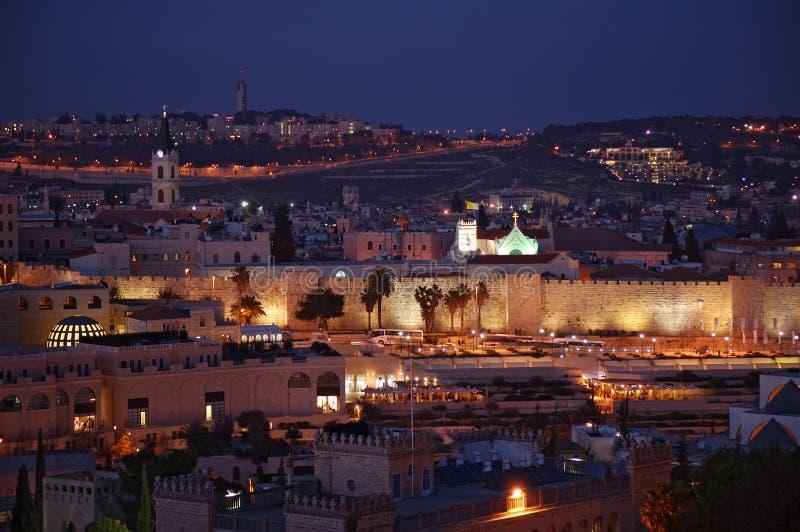 jerusalem arkivfoto