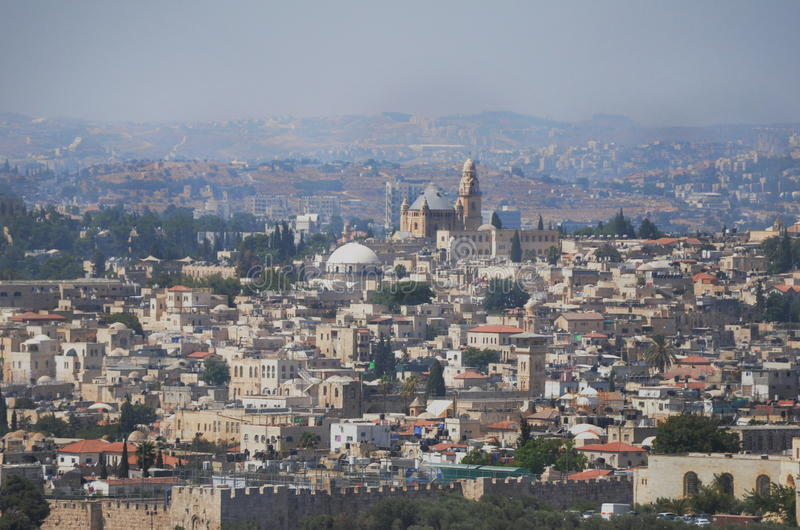 Jerusalem lizenzfreie stockfotos