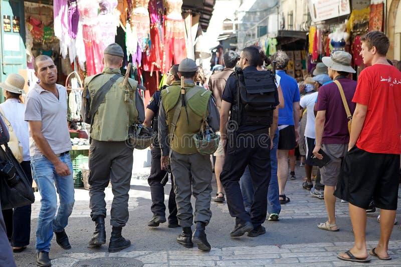 Jerusalem lizenzfreie stockbilder