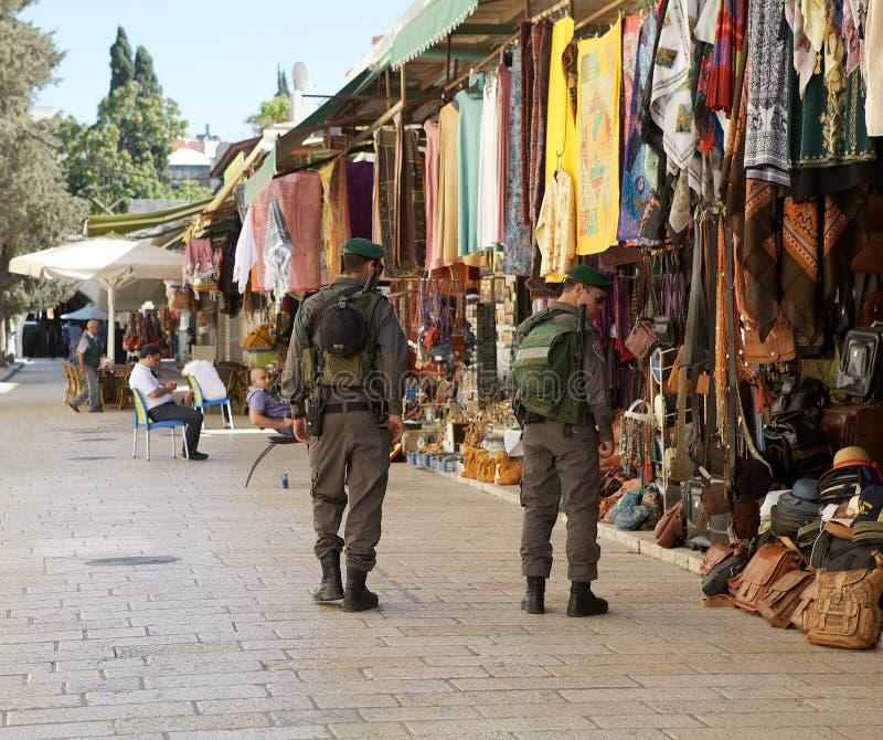 Jerusalem stockbilder