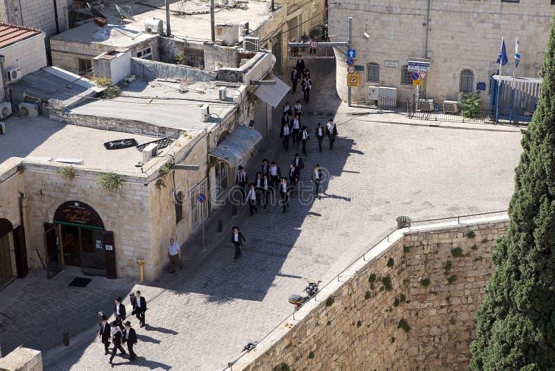 Jerusalem stockfotografie