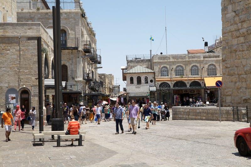 Jerusalem stockfotos