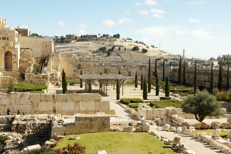 Jerusalem Stock Image