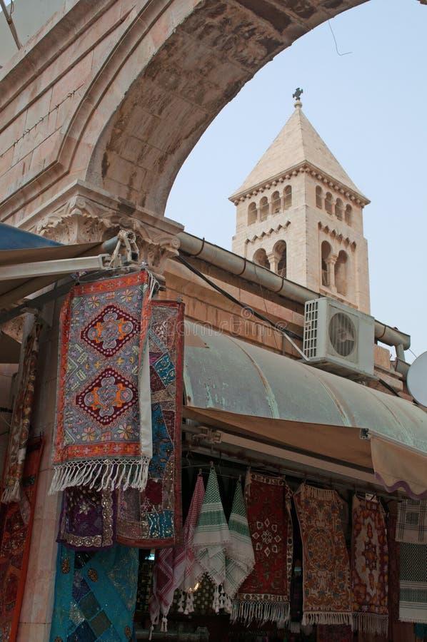 Jerusalem, alte Stadt, Israel, Mittlere Osten lizenzfreies stockfoto
