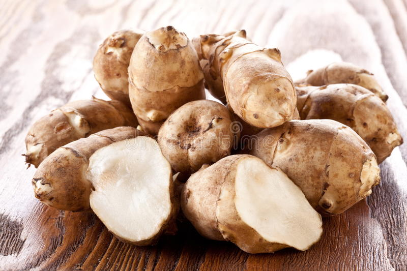 Download Jerusalem artichoke stock image. Image of sunchoke, artichoke - 23069487