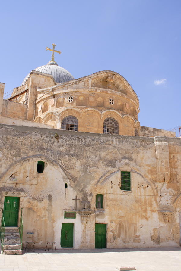 Download Jerusalem - Church Of The Holy Sepulchre Stock Image - Image: 22072941