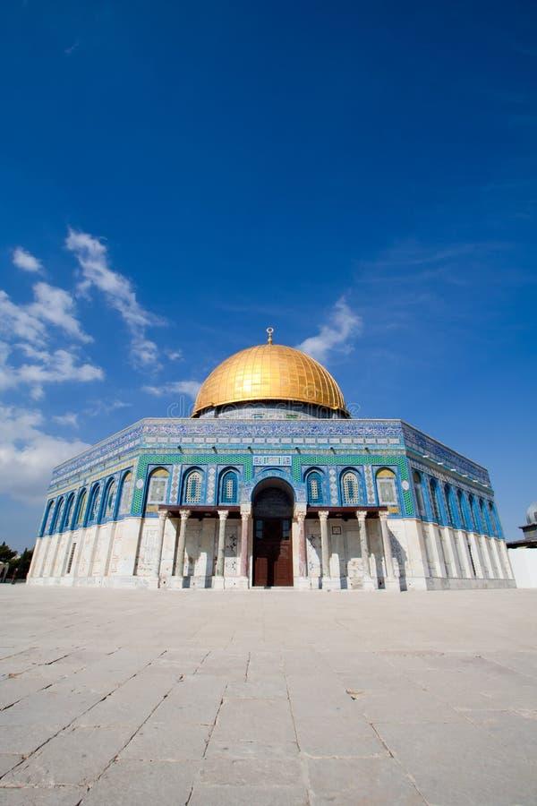 Jerusalem Dome Israel stock images