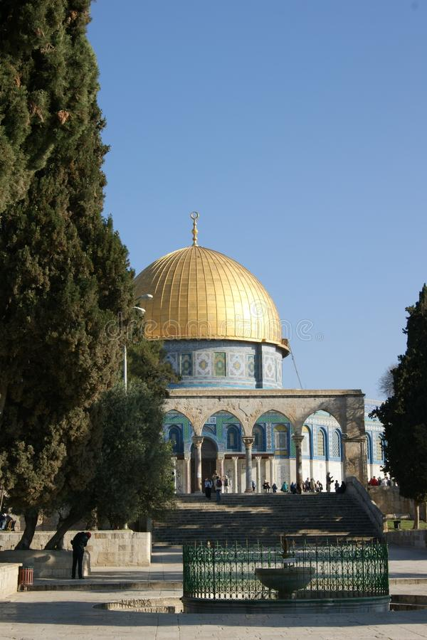 Download Jerusalem, Dome Of The Rock, Israel Stock Image - Image: 20245715