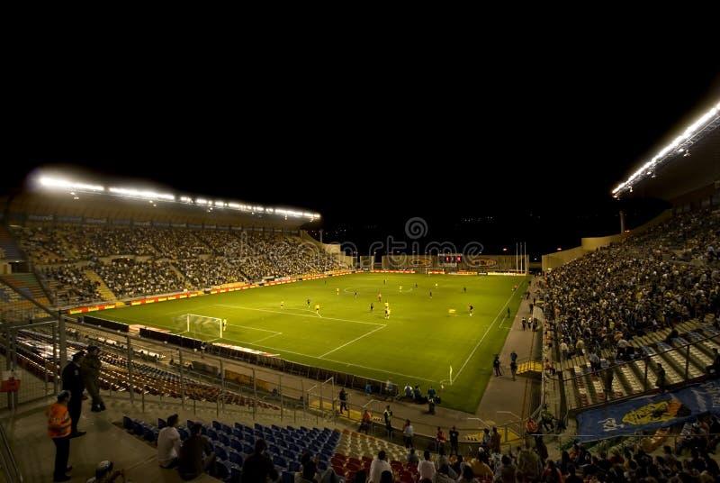 Jerusalem - estádio da peluche foto de stock royalty free
