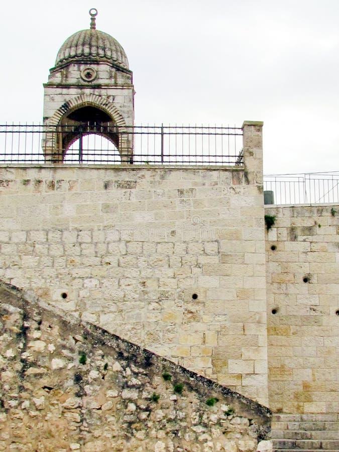 Jerusalem grav av Mujir al-buller 2012 royaltyfria bilder