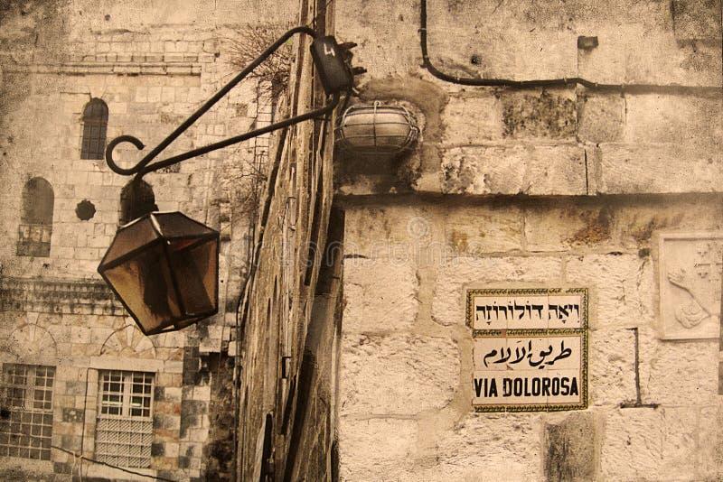 Jerusalem Israel ilustração stock