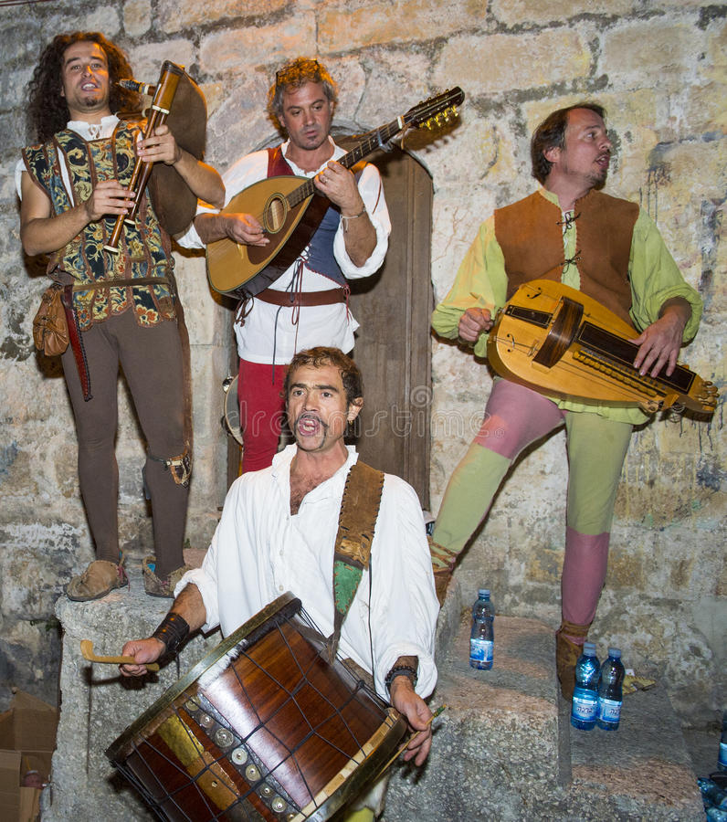 Download Jerusalem knight festival editorial photo. Image of music - 34663931