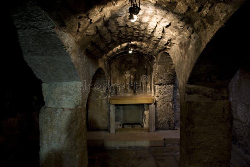 jerusalem kościelny święty sepulchre fotografia royalty free