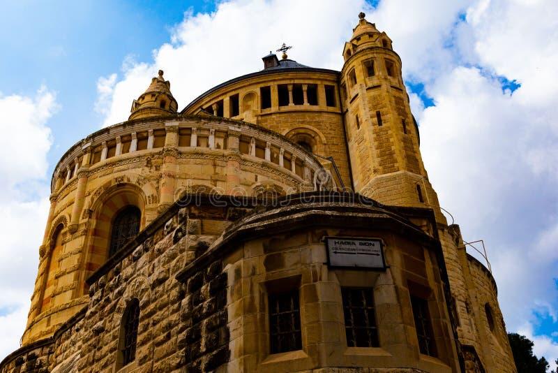 jerusalem kościelny święty sepulchre obrazy stock