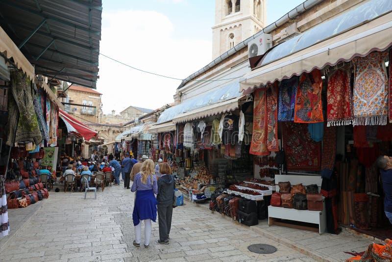 Jerusalem old city royalty free stock photography