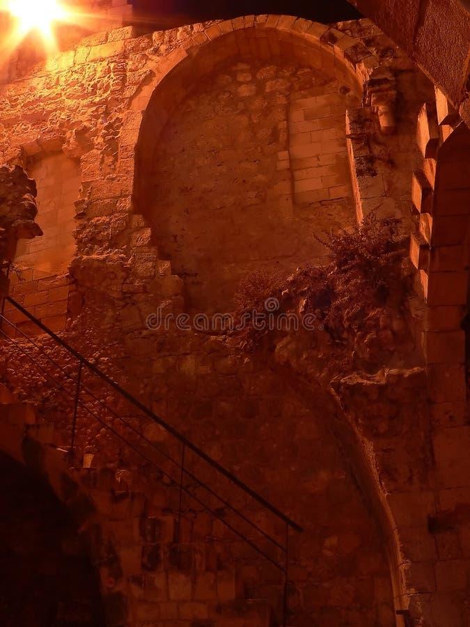 Download Jerusalem Stairway stock photo. Image of israel, brick - 191704