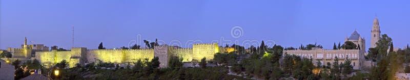 Jerusalem-Wand Lizenzfreie Stockfotos
