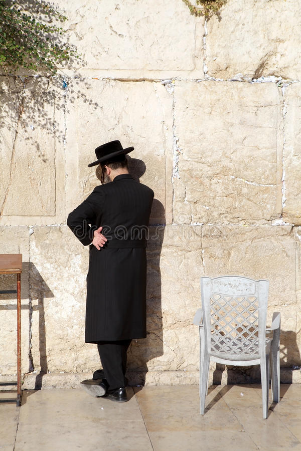 Download Jerusalem Western Wall editorial stock image. Image of israel - 33442949