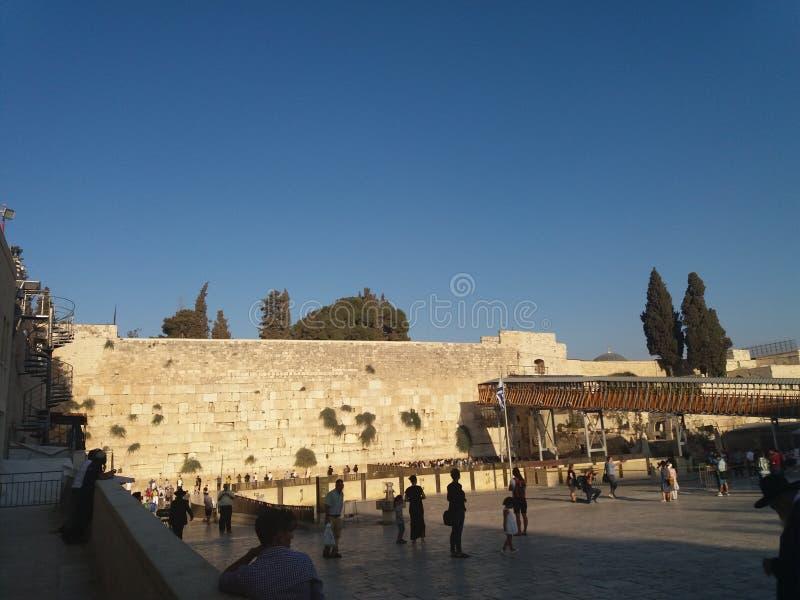 Jerusalen royaltyfria foton