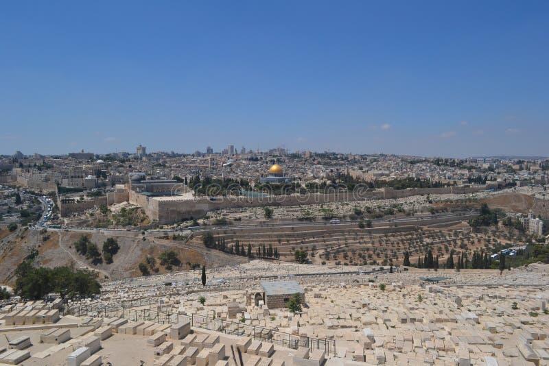Jeruzalem royalty-vrije stock afbeelding