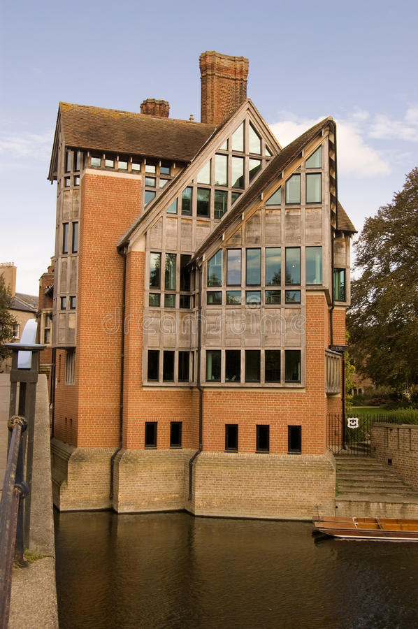 Jerwood Library, Cambridge Royalty Free Stock Images