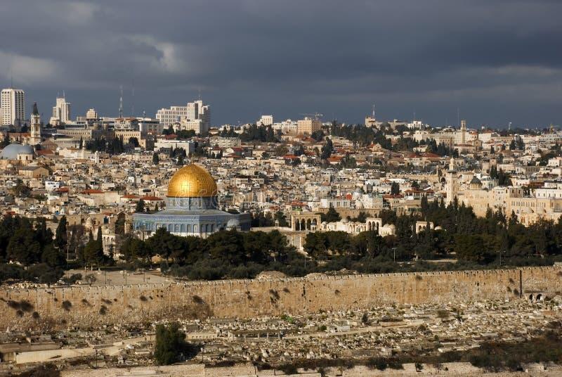 Jerysalem fotografia stock libera da diritti
