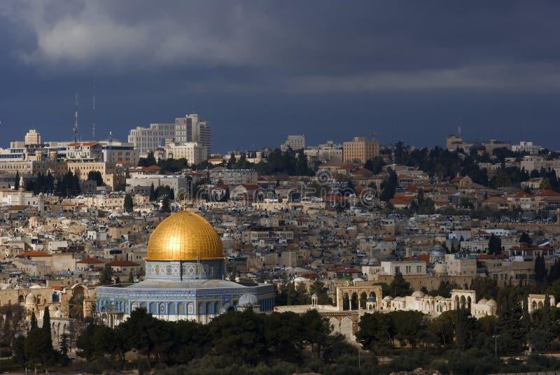 Jerysalem fotografia stock