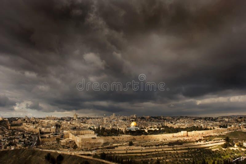 Jerysalem immagini stock