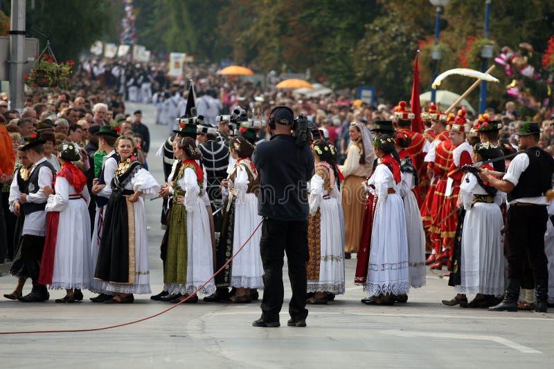 Jeseni de Vinkovacke images stock