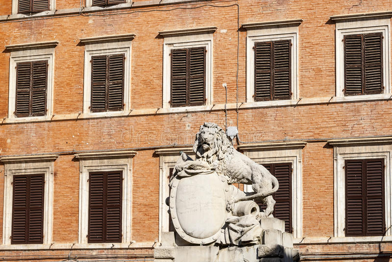 Download Jesi (Marches, Italy) stock image. Image of facade, historic - 28816463