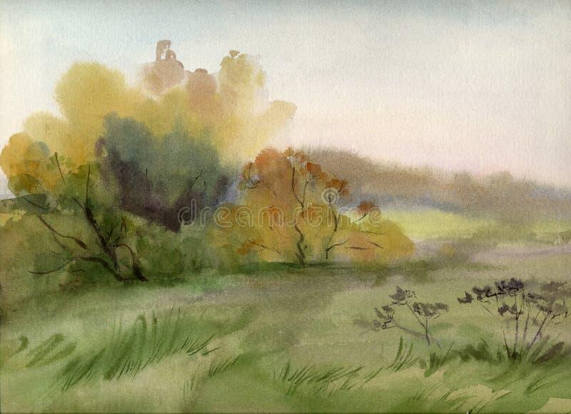 jesień ilustracja wektor