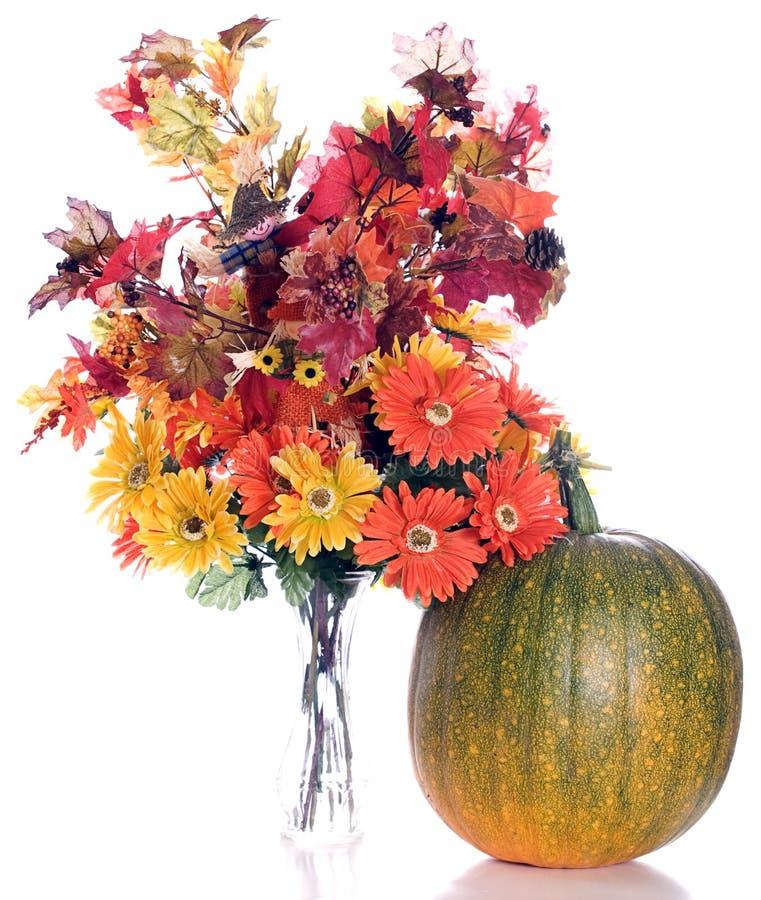 jesień kwiaty obrazy stock