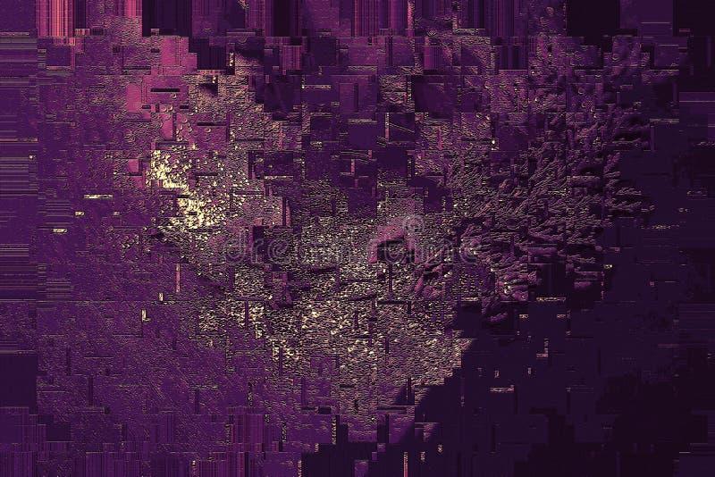 Jesień liście na starym grunge drewna tle Odgórny widok grunge liście na drewnie Błyskotliwość rozpraszająca na powierzchni royalty ilustracja