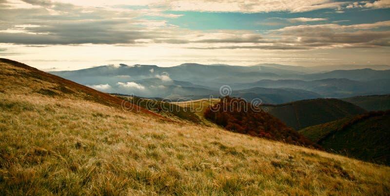 jesień panorama zdjęcie royalty free