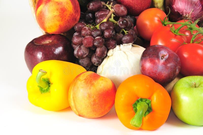 jesień produkty spożywcze obraz stock