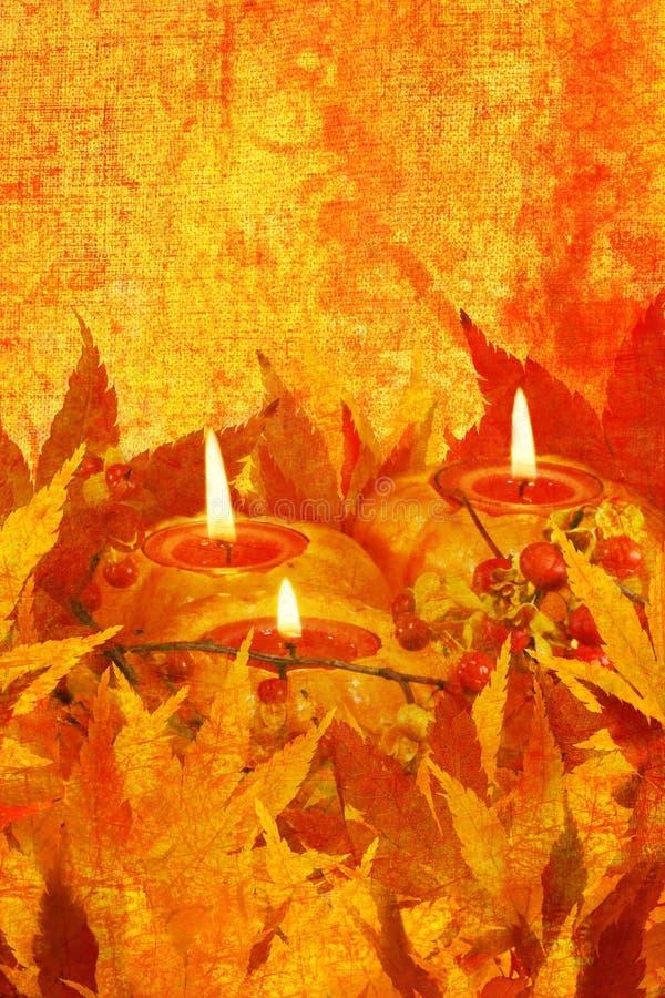 jesień tła dziękczynienie fotografia stock