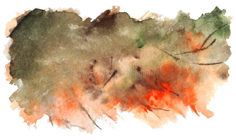 8 jesień tła eps kartoteka zawierać drzewo ilustracji