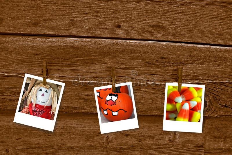 jesień tercet ilustracja wektor