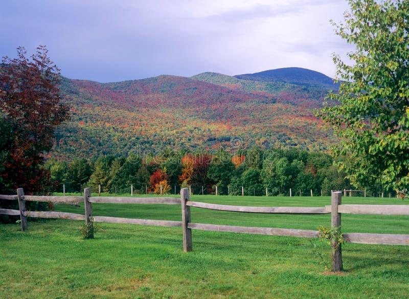 jesień Vermont zdjęcie royalty free