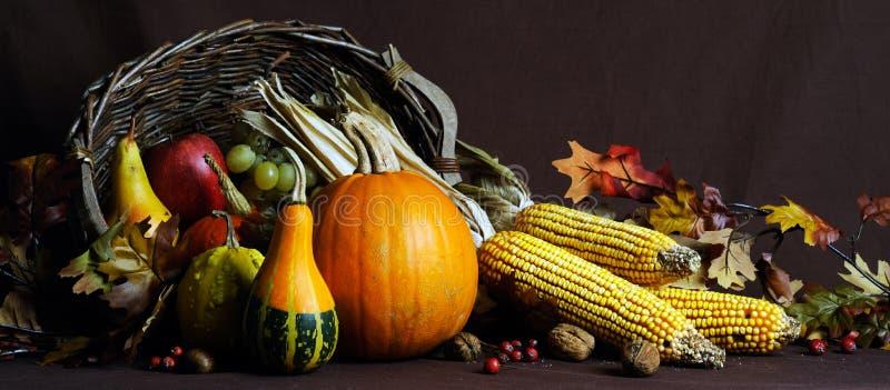 Jesień wciąż życie fotografia stock