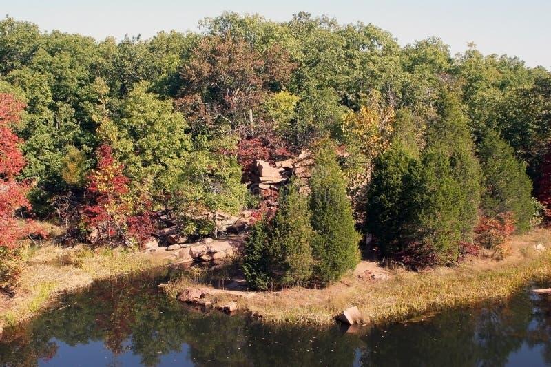 jesień wcześnie zdjęcie stock