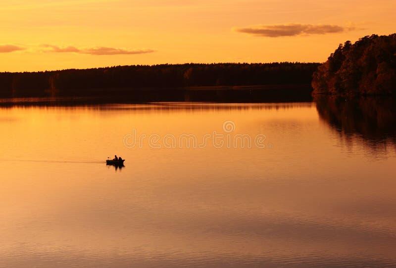 jesień złoto zdjęcie royalty free