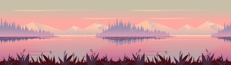 jesienią zbliżenie kolor tła ivy pomarańczową czerwień liści Natur krajobrazowe wektorowe grafika, Wektorowa ilustracja dla twój  royalty ilustracja