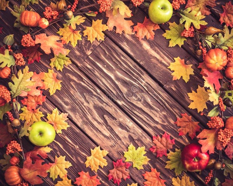 Jesieni święto dziękczynienia obraz stock