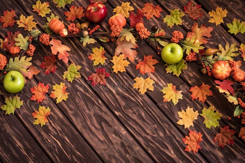 Jesieni święto dziękczynienia zdjęcia royalty free