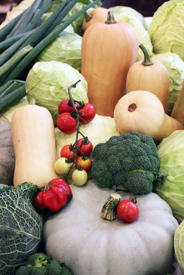 Jesieni owoc warzywa od ogródu obrazy stock
