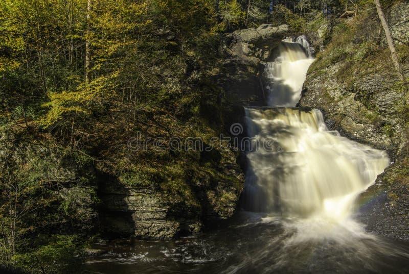 Jesieni ` s perfumowanie Delaware Wodny Gap, PA zdjęcie royalty free