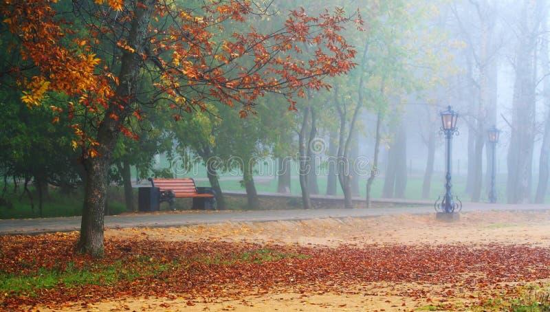 jesienny romantyczny obrazy stock